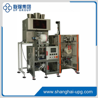 Tea Bag Packaging Machine (Inner Bag And Outer Bag, 2 in 1 machine)