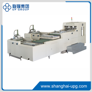 LQFQ-1020 Automatic Card Slitting & Collating Machine