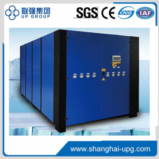 Low temperature (module)air cooling chiller