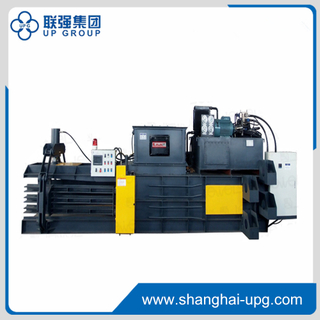 LQ100QT-PET Bottles Horizontal Baler