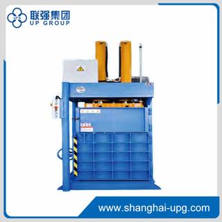 LQA-080T80 PET Bottles Vertical Baler
