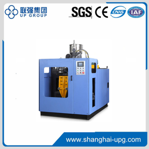 Single Station Automatic Blow Molding Machine
