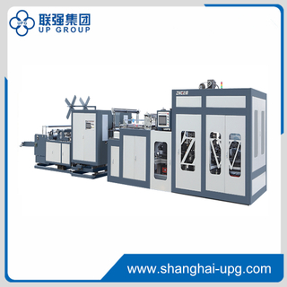 LQ-A8 High speed non-woven cubic bag making machine